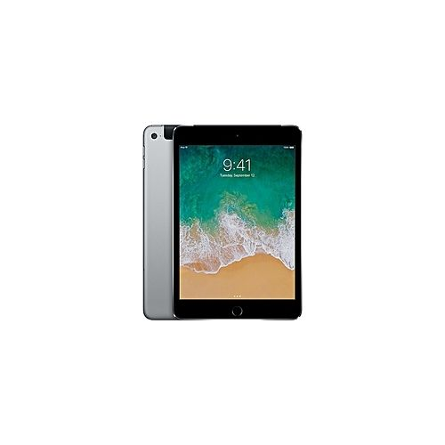 Ipad Mini 4 (128gb, Wifi + Cellular) Space Gray