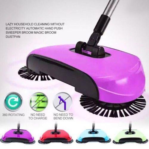 Magic Sweeper (360 Degree Rotate Spin Broom)
