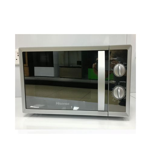 20 Litre Microwave Oven MWO20MOMMI-Silver Mirror