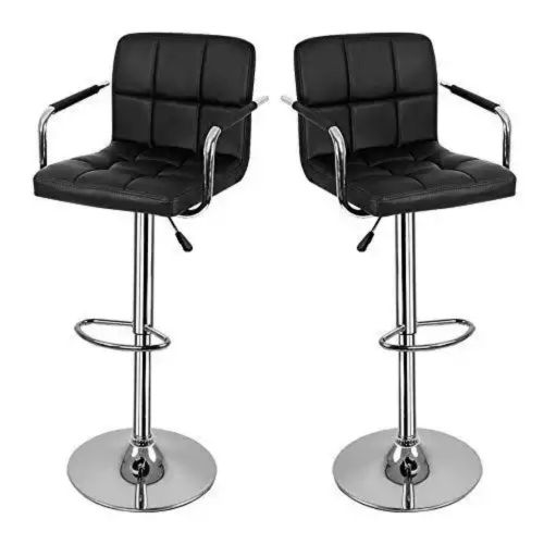 Bar Stools With Arm And Back Rest