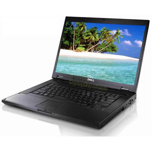 "E6400 -14.1"" - Intel 2 DuoCore - 500GB HDD / 4GB RAM - Black - Refurb"