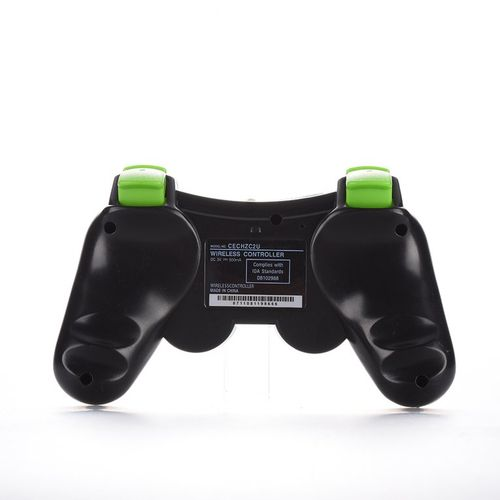 TA 2PCS PS3 Wireless Game Controller Double Shock Gamepad
