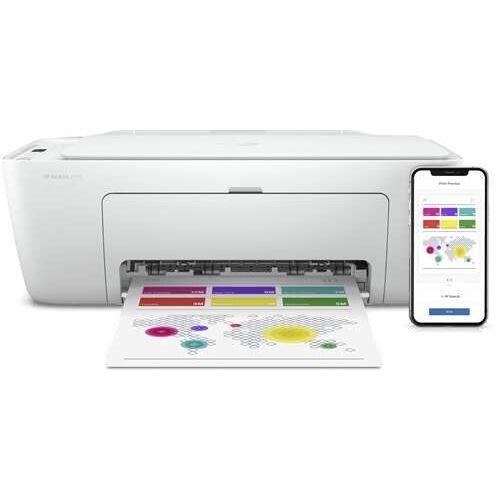 Hp Deskjet 2710 AIO Wireless Printer