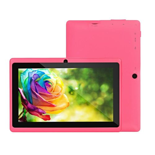 7 Inch WiFi Internet Tablet 1GB+16GB Android 4.4 Bluetooth Portable Tablet Learning Business Tablet