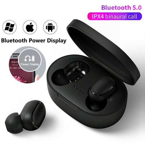 Wireless Bluetooth Earbuds Headphone 5.0 Stereo Headset