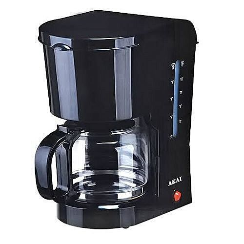 900W Coffee Maker 220V 1.2L 10-12 Cups Washable Filter