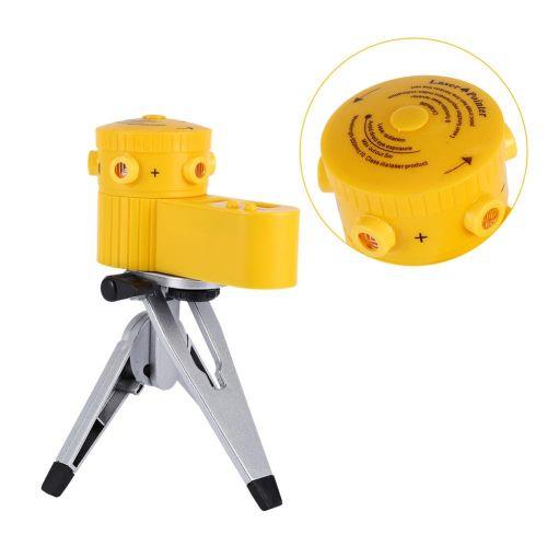Multifunction Laser Spirit Level Leveler With Tripod Vertical Horizontal Line Measure Tool