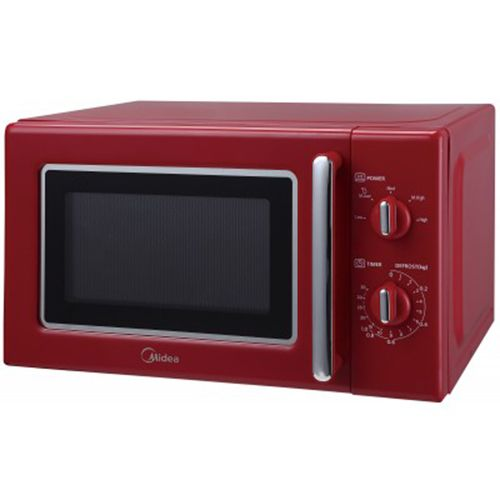 20 Litre MM720CE6 Microwave Oven - Red