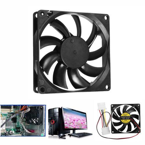 3/4pin Mini DC 12V Internal PC Computer Desktop Case CPU Hot Cooler Cooling