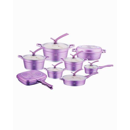 Daisler Germany 23 Pieces Ceramics Cookware Set