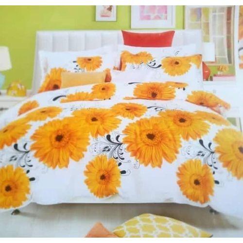 Bedsheet + 4 Pillow Cases