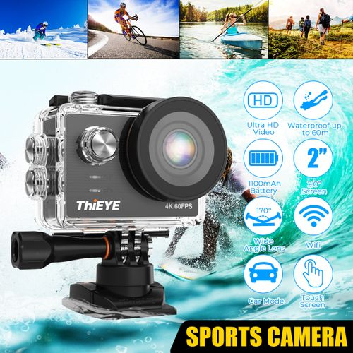 2.0'' Touch Screen 1080P 4K Ultra HD Video Wifi Camera DV