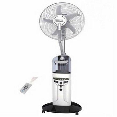 """16"""" Rechargeable Water Mist Fan"""