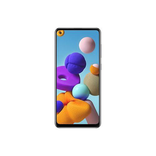 "Galaxy A21s 6.5"" 48MP Camera, 4/64GB Memory, 5000maH Battery, Fingerprint, 4G LTE - White"