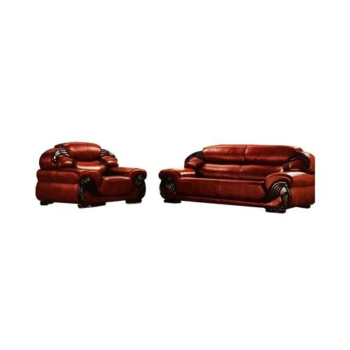 1015 RED 7 Seaters Sofa(lagos Only