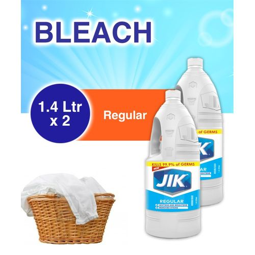 Bleach (Stain Remover & Germs Killer) - 1.4 Ltrs - Pack Of 2