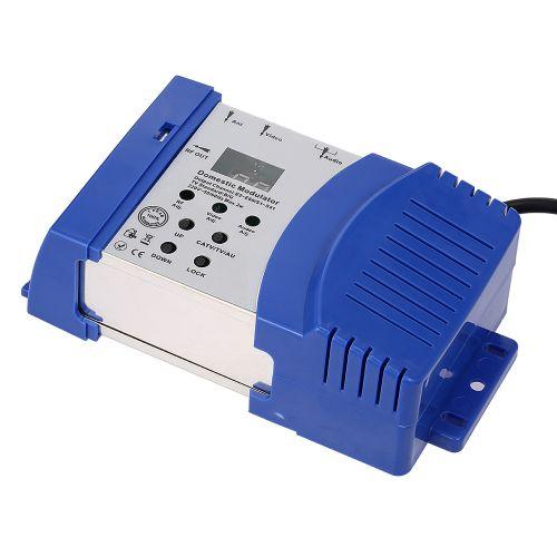 M66 RF Modulator Audio Video TV Converter Signal Amplifier