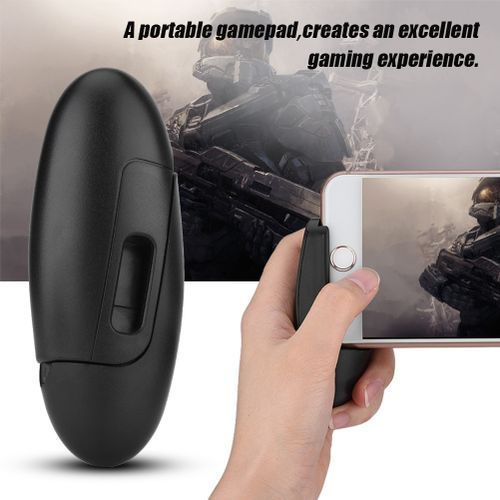 4.5 To 6.5 Inch Smartphones Portable Gamepad Holder