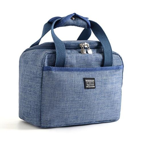 Waterproof Soft Cooler Bag Insulated Lunch Box Thermal Work School Picnic