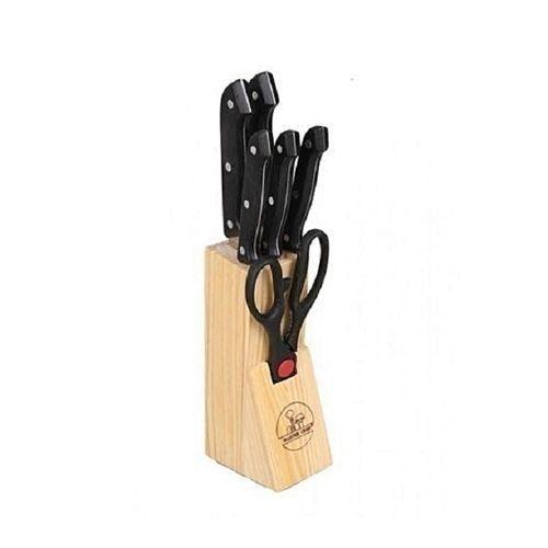 Knife Set - 7 Pcs