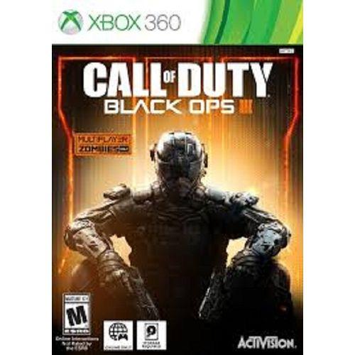 Call Of Duty Black Ops III XBOX 360 PAL