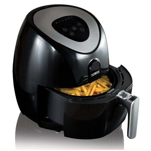 Digital 4.3L Low Fat Air Health Fryer Chip Faster Cooking Fry