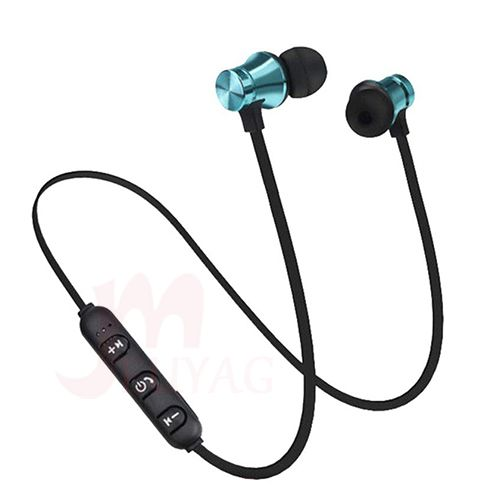 MEUYAG Magnetic Wireless Bluetooth Earphone XT11 Music Headset Phone Neckband Sport Earphone With Mic For IPhone Samsung