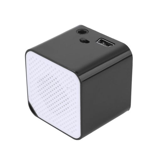 Wireless Audio Loudspeaker Portable Computer Music Player Mini Bass Speaker Support 16G TF Fashion Subwoofer Tablet Laptop