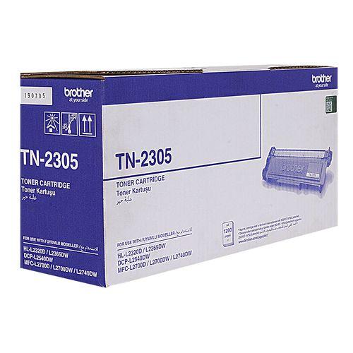 Black Toner Cartridge TN2305