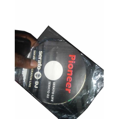 Pioneer Serato Musical Compact Disk
