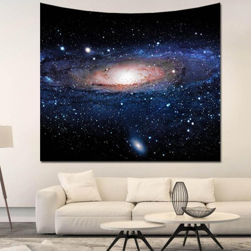 Planet Pattern Tapestry Hanging Art Tapestries Home Decor For Bedroom Living Room Dormitory Apartment