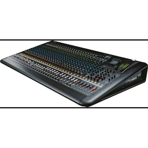 32-channel Yamaha Professional Mixer Mixer Model Mg.
