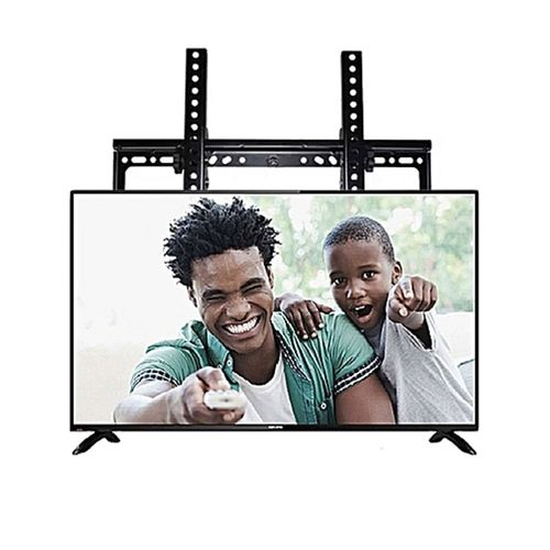 32-Inch BFP-32LEW LED TV- Black with FREE Wall-Bracket