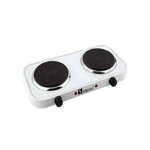 Electric Hotplate -Double Burner
