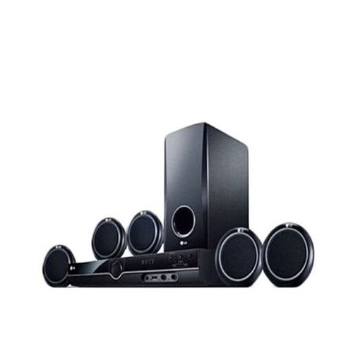 Home Theater System With Bluetooth + Usb + Dvd. Bass Blast*