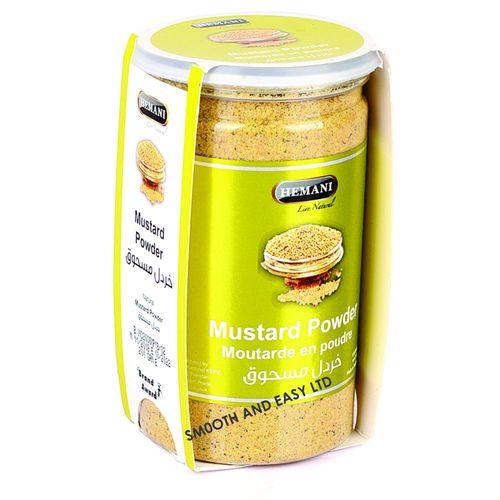 MUSTARD POWDER 200g -100% Natural