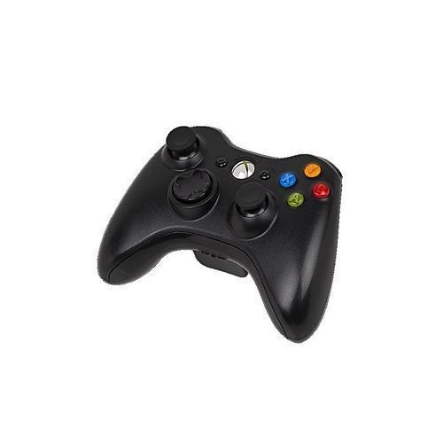 Wireless Controller For X-Box 360 (black).