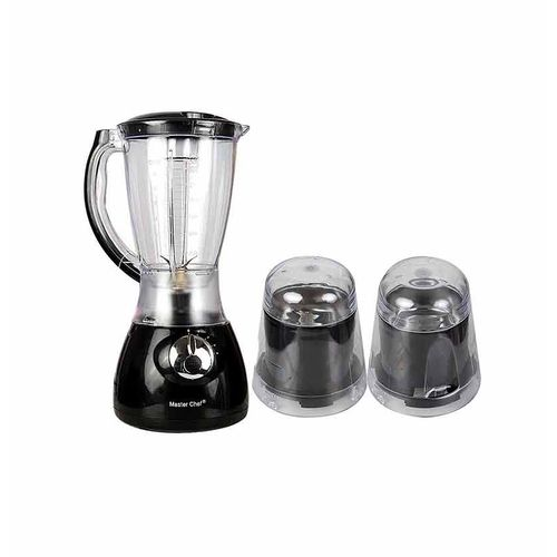 3 In 1 Electric Blender With Mill-1.5 Lt