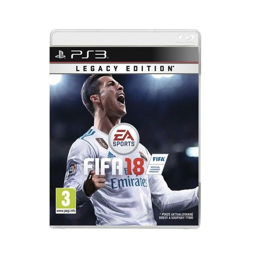 Fifa 18 Legacy Edition- PS3
