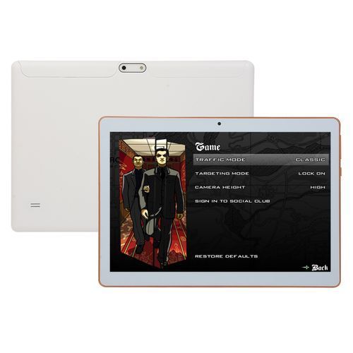 10.1 Inch 6GB RAM 128GB ROM IPS Screen Tablet PC 10 Core Android 8.0 GPS WIFI Bluetooth