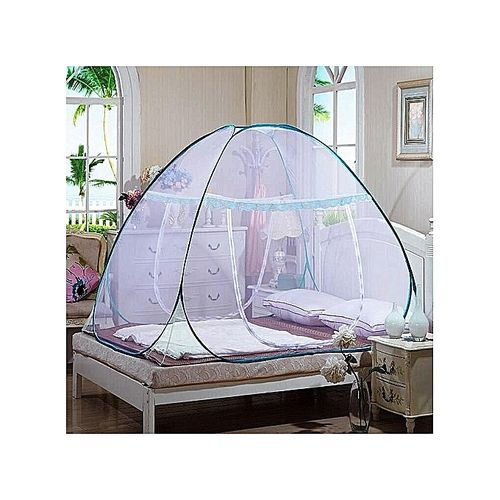Mosquito Foldable Tent Net -150 X 200cm (4 X 6 Feet)