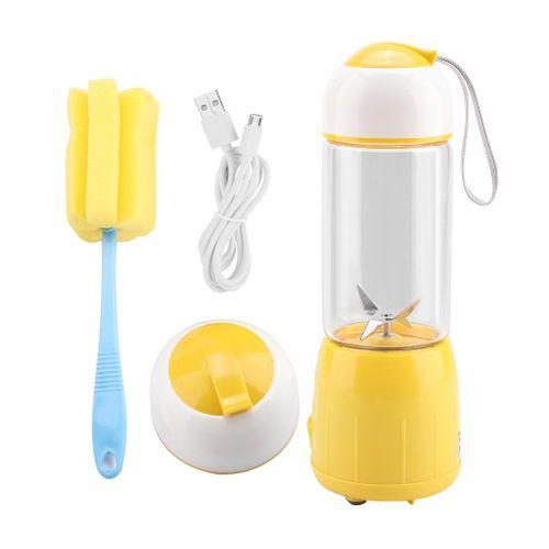 Portable USB Rechargable Electric Fruit Juicer Handheld Blender Juice Bottle Cup