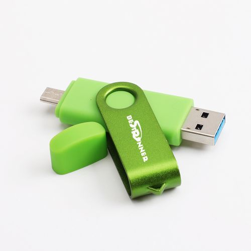 32GB Flash Memory Stick Drive OTG For Phone / PC