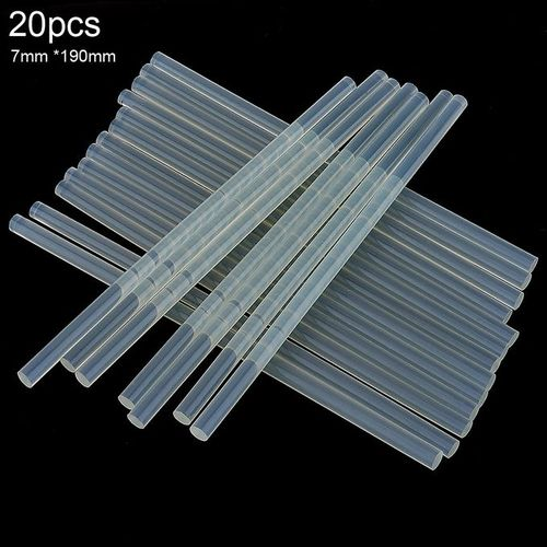 Sticks For Hot-melt Glue Gun Repair Alloy Accessories - 20 Sticks