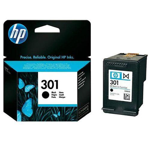 301 Black Ink Cartridge - CH561EE
