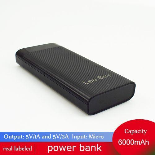 Power Bank 6000mAh PowerBank For Phone