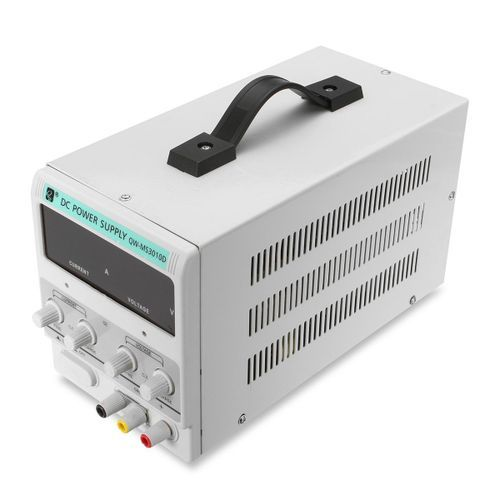 30V 10A DC Precision Adjustable Variable Digital Power Supply With Clip Cable AU 220V-240V