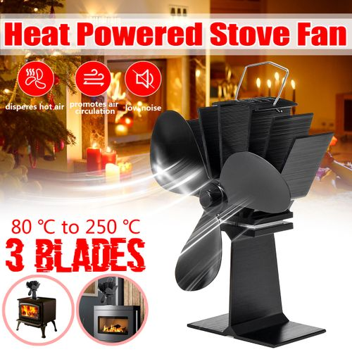 Stove Fan Save Energy And Money Fan