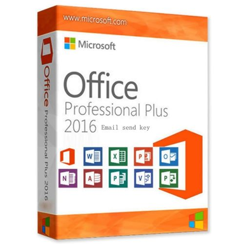 Microsoft Office 2016 Professional Plus Binding And Download Link