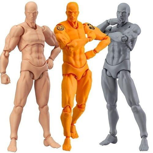 Figurine Human Joints Male Mobile Dolls Anime PVC Model